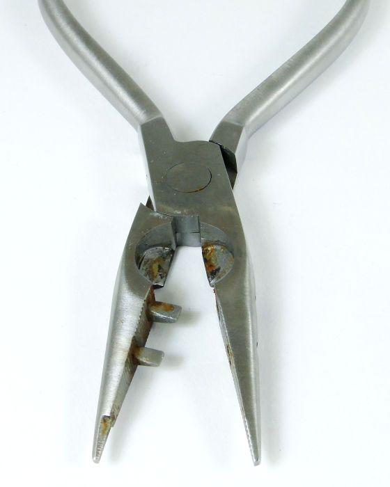 uszkodzone narzędzia podologiczne RUCK